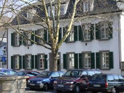 Haus Bachem - Außen