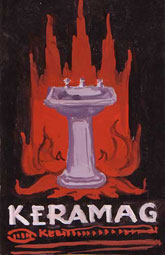 Das Keramag - Feuer