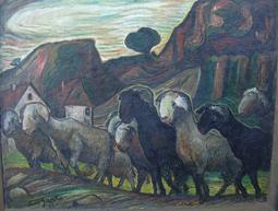 Weg der Schafe